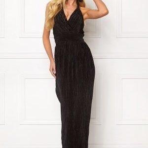 Girl In Mind Long Dress Black