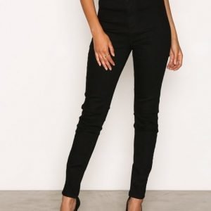 Glamorous Basic Trousers Housut Black