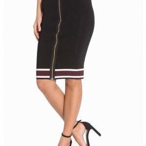 Glamorous Block Zip Skirt