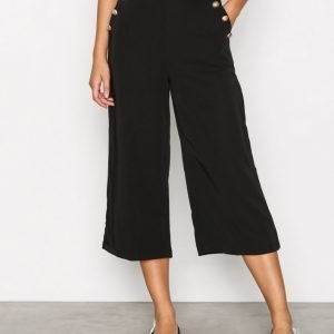 Glamorous Culottes Trousers Housut Black