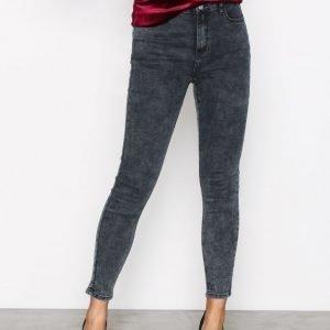 Glamorous Jeans Slim Farkut Charcoal