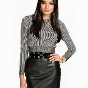 Glamorous L/S Cropped Top