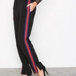 Glamorous Track Pants Housut Black