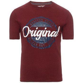Gnious Oxford T-paita lyhythihainen t-paita