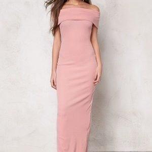 Goddiva Dress Pink