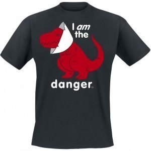 Goodie Two Sleeves I Am The Danger T-paita