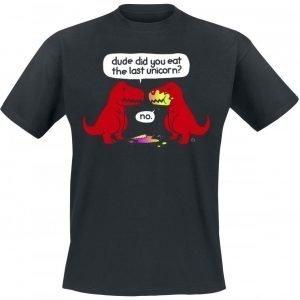Goodie Two Sleeves Last Unicorn T-paita