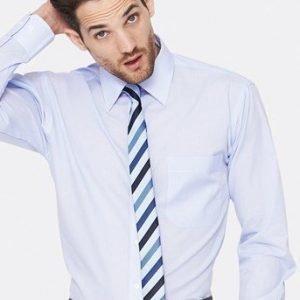 Goodsouls Paita + solmio 2-Pakkaus Sininen Raidallinen