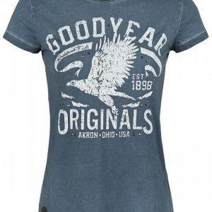 Goodyear Kennwick Naisten T-paita