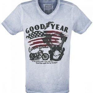 Goodyear Lubbock T-paita