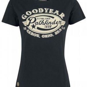 Goodyear Sporkane Naisten T-paita