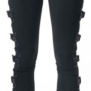 Gothicana By Emp Black Rock Leggings Legginsit