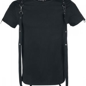Gothicana By Emp Bondage T Shirt T-paita