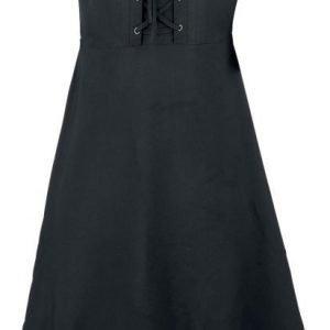 Gothicana By Emp Cold Shoulder Hi Low Dress Mekko