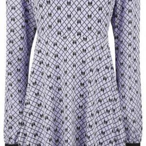 Gothicana By Emp Crepe Swing Dress Mekko