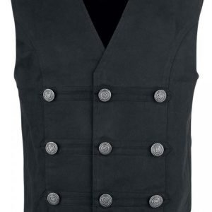 Gothicana By Emp Dark Ages Vest Liivi