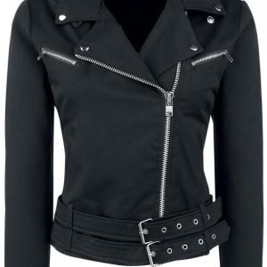 Gothicana By Emp Dark Box Jacket Naisten Välikausitakki