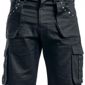 Gothicana By Emp Dark Summer Shorts Shortsit