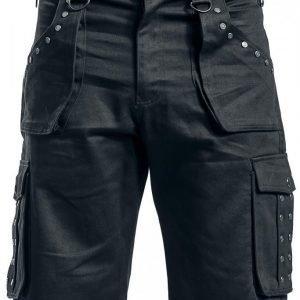 Gothicana By Emp Dark Summer Shorts Shortsit