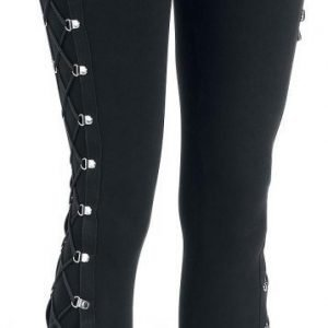 Gothicana By Emp Gothic Lady Lace Legginsit