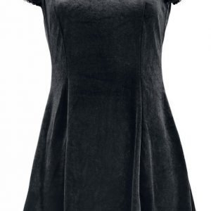 Gothicana By Emp Mesh Yoke Insert Dress Mekko