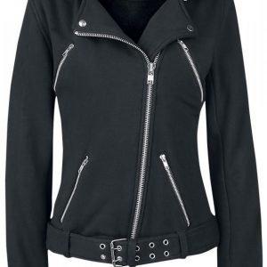 Gothicana By Emp Multi Zip Jacket Naisten Vetoketjuhuppari