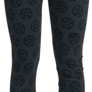 Gothicana By Emp Penta Leggings Legginsit