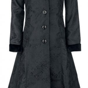 Gothicana By Emp Princess Brocade Coat Naisten Maiharitakki