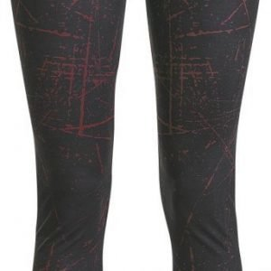 Gothicana By Emp Scratched Leggings Legginsit