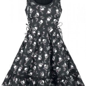 Gothicana By Emp Side Lace Up Dress Mekko