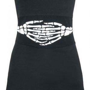 Gothicana By Emp Skeleton Waist Dress Mekko