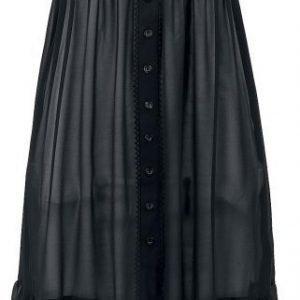 Gothicana By Emp Sleeveless Duster Kimono Naisten Neuletakki