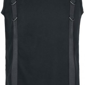 Gothicana By Emp Strapped Tank Top Tank Toppi