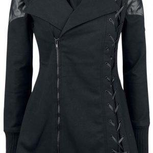 Gothicana By Emp Vampire Jacket Naisten Välikausitakki