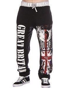 Great Britain Jogger Black