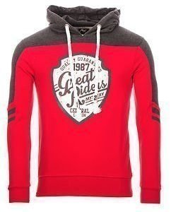 Great Riders Hoodie Red
