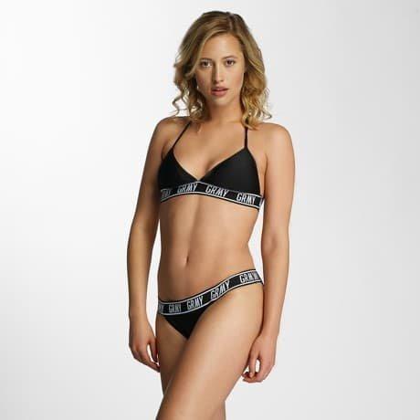 Grimey Wear Bikinit Musta