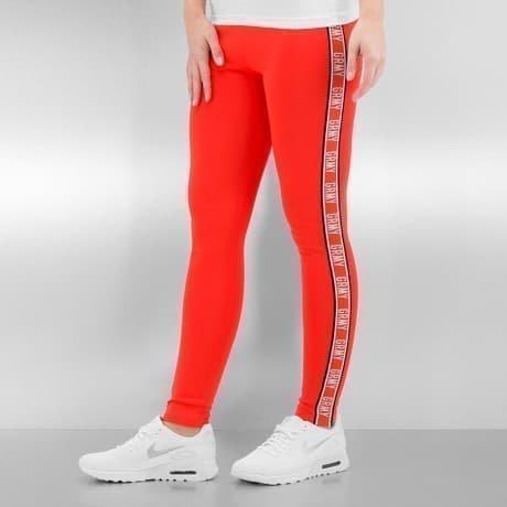 Grimey Wear Leggingsit Punainen