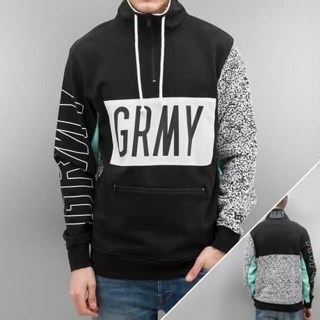 Grimey Wear Pusero Musta