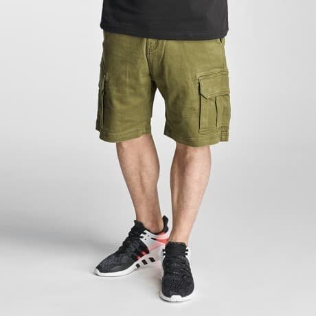 Grimey Wear Shortsit Vihreä