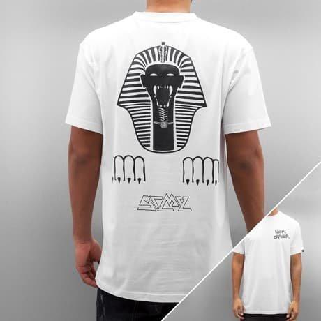 Grimey Wear T-paita Valkoinen