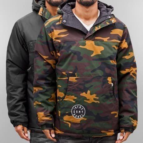 Grimey Wear Välikausitakki Camouflage