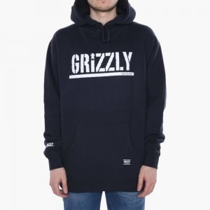Grizzly Griptape Rough Stamp Hoodie