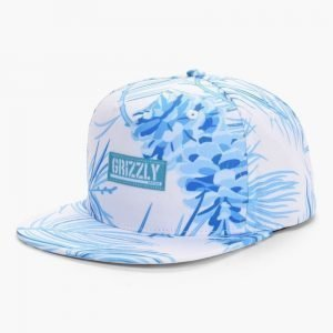 Grizzly Griptape Summer Crop Snapback
