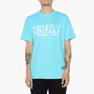 Grizzly Griptape Summer Crop Stamp Tee