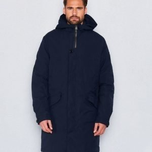 HOPE Man Parka Dark Blue
