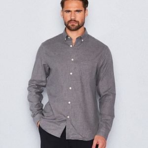 HOPE Roy BD Shirt Dark Grey