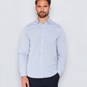 HOPE Roy Pocket Shirt Light Blue