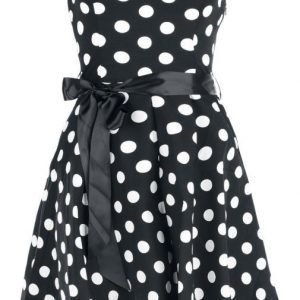 H&R London Big Dot Dress Mekko