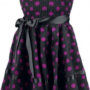 H&R London Big Purple Dots Mekko
